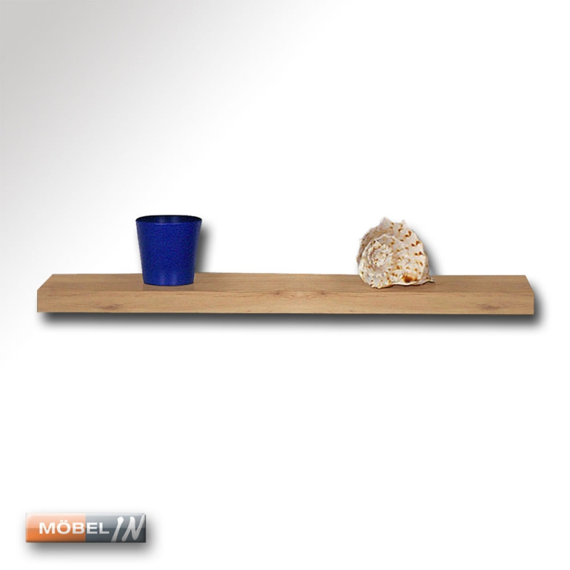 Wandregal Modern regal board wandregal bord steckboard top modern in sanremo sand 80cm