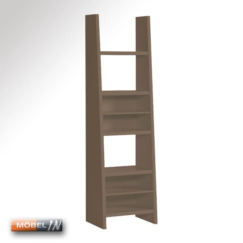 Regal Bücherregal Schrank Schrägregal Raumteiler Aufbewahru