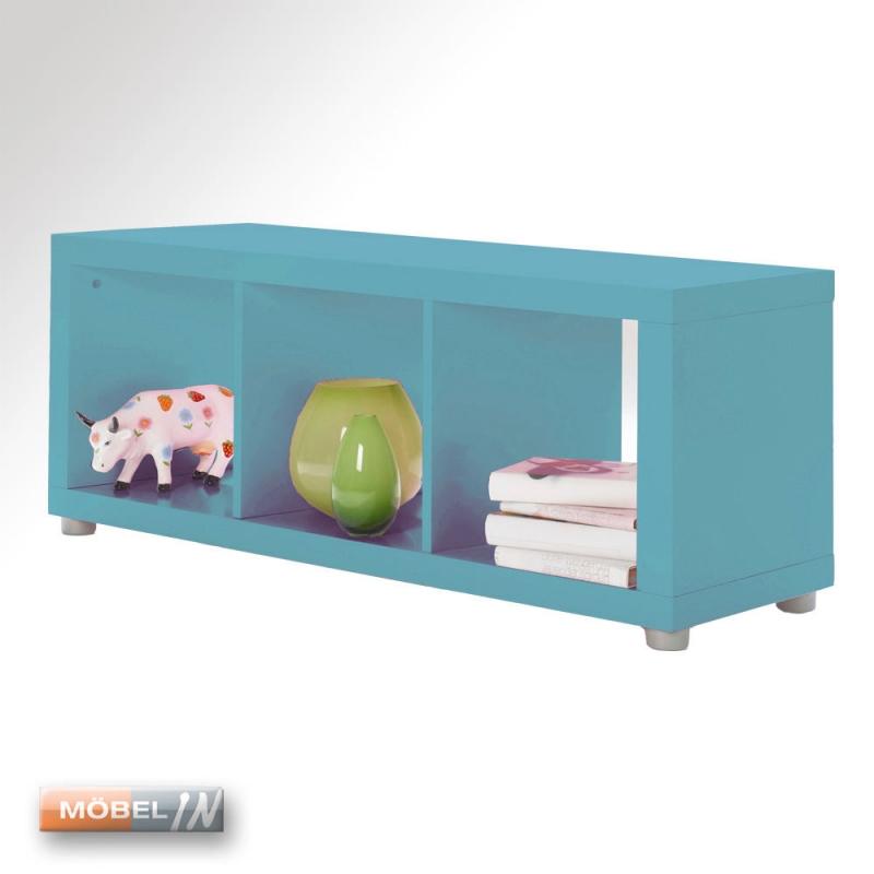 regal raumteiler aufbewahrung ablage cd b cherregal 3 f che. Black Bedroom Furniture Sets. Home Design Ideas