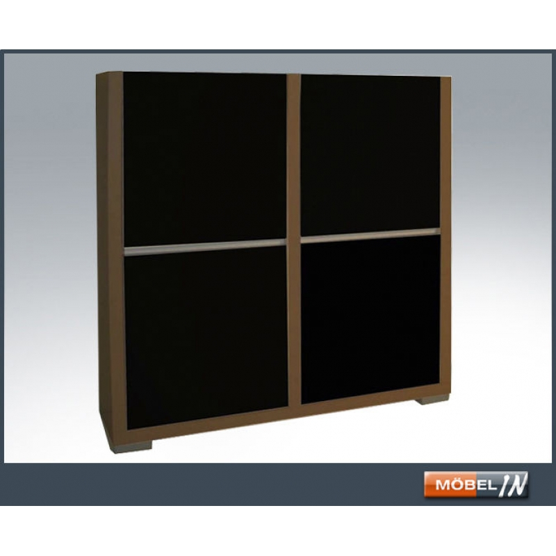 sideboard kommode anrichte highboard ablage aufbewahrung. Black Bedroom Furniture Sets. Home Design Ideas