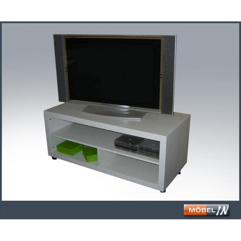 Fernsehschrank weiß  TV - Bank Sideboard Regal Anrichte Ablage Lowboard Fernsehschrank in