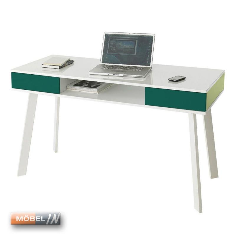 computer tisch moderner schreibtisch computertisch pc anstelltisch laptoptisch weia poco glas