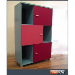 Regal Kommode Schrank Highboard Sideboard Wandregal in...