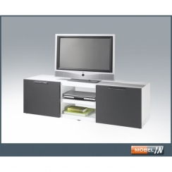 TV-Bank Media-Schrank Sideboard Ablage Regal  Lowboard...