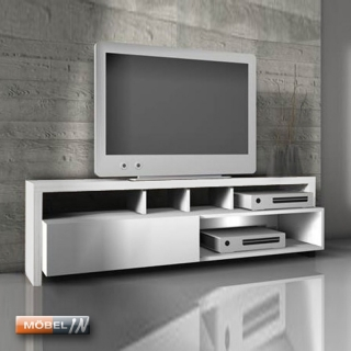 tv bank mediabank lowboard mediaschrank sideboard kommode. Black Bedroom Furniture Sets. Home Design Ideas